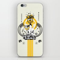 ki hamurai iPhone & iPod Skin