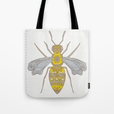 Mr Bee Tote Bag