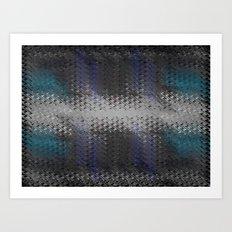Electric Energy Art Print