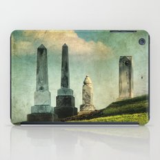 Headstones iPad Case