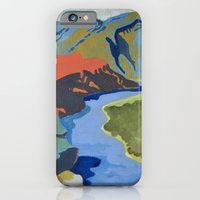 Shadows iPhone 6 Slim Case
