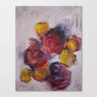Flower Series 5 Canvas Print