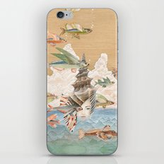 Sea dream iPhone & iPod Skin