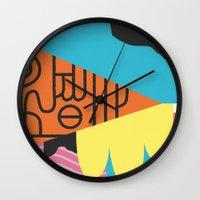 Espectre (#3) Wall Clock