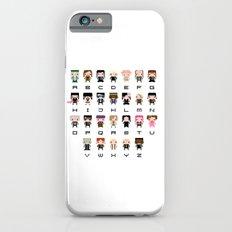Harry Potter Alphabet Slim Case iPhone 6s