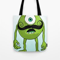 Mike Tote Bag