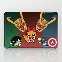 Powerpuff Girls iPad Case