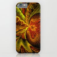iPhone & iPod Case featuring Autumn Orchid by Liz Molnar