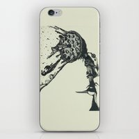 Lascivious Frog iPhone & iPod Skin