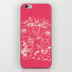 Flight BH6 iPhone & iPod Skin