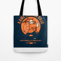 Kame Dojo Tote Bag