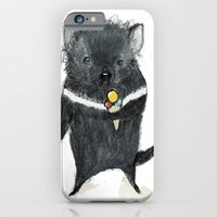 iPhone & iPod Case featuring Tasmanian Devil by Paola Zakimi