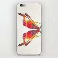 Kingfisher iPhone & iPod Skin