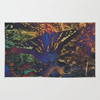 Butterfly Trance Rug