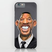 iPhone & iPod Case featuring Celebrity Sunday ~ Will Smith by Rob Snow