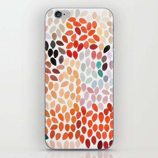 rain 4 iPhone & iPod Skin