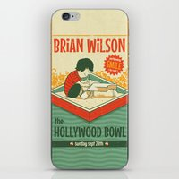 Smile Live at the Hollywood Bowl iPhone & iPod Skin