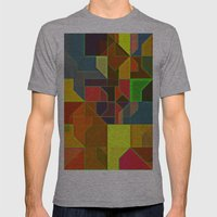 Dreams of Reason 1 Mens Fitted Tee Athletic Grey SMALL