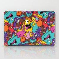 More Monsters, More Patt… iPad Case