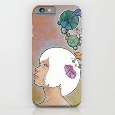 Moonflower iPhone 6 Slim Case
