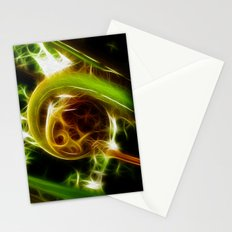 The Unfurled Fern Stationery Cards