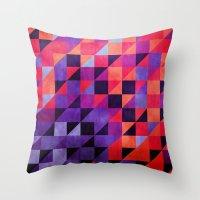 GEO3077 Throw Pillow