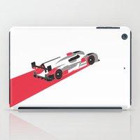 Audi R18 eTron iPad Case