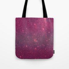 Pink Space Tote Bag