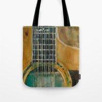 Taylor Guitar - 12 Strin… Tote Bag