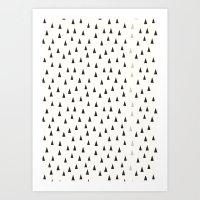 Geometric Two Art Print