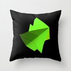 wind data form - june Throw Pillow