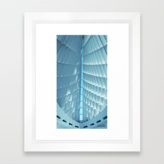 Quadracci Pavilion MAM  Framed Art Print