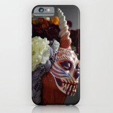 Tiger Blossom Muertita Detail iPhone 6 Slim Case