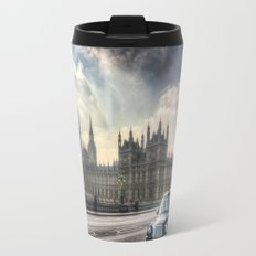 Westminster Bridge London  Travel Mug