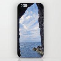Uamh Bhinn iPhone & iPod Skin