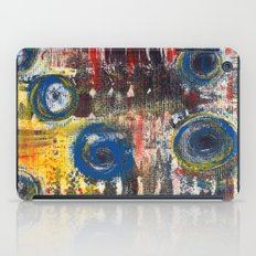 Abstract Nr. 2 iPad Case