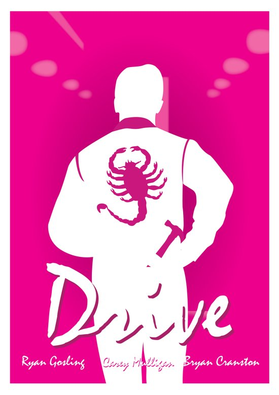 Drive - Movie Poster Art Print