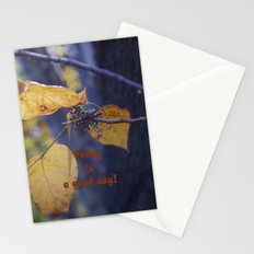 Breathing.... Stationery Cards