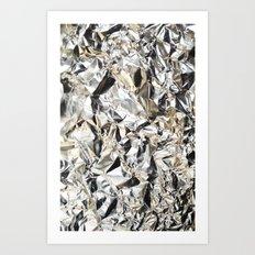 FOILED Art Print