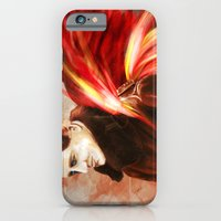 Upon Red Wings iPhone 6 Slim Case