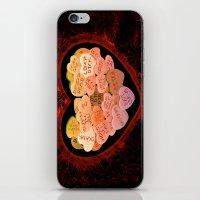 ANTI VALENTINE - 198 iPhone & iPod Skin