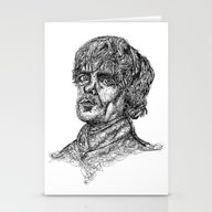 Always  Pays His Debts Stationery Cards