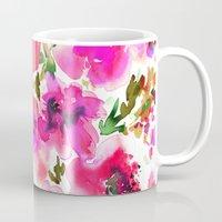 Bouquet Pink  Mug