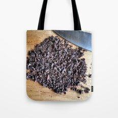 Chopped Tote Bag