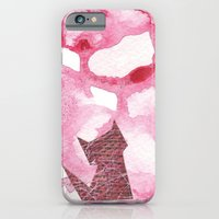 iPhone & iPod Case featuring Origami Cat 2 by eefak