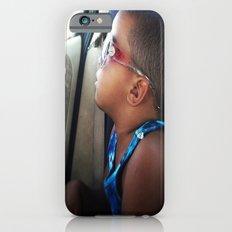 Peaceful Sleeper iPhone 6s Slim Case
