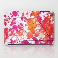 Pink Autumn iPad Case