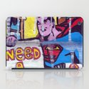 I Need a Supergirl iPad Case