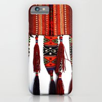 iPhone & iPod Case featuring Native American Rug by Ananya Ghemawat