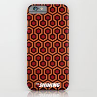 iPhone & iPod Case featuring The.Shining. by IIIIHiveIIII